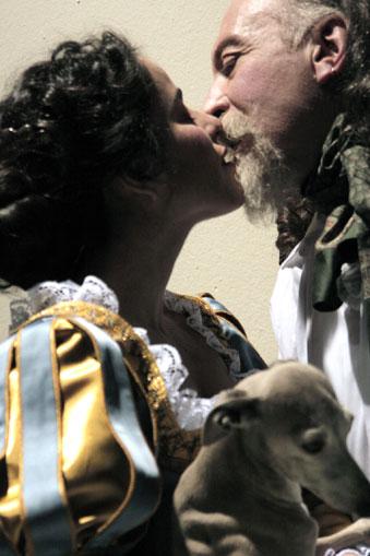 El beso, amor sublime