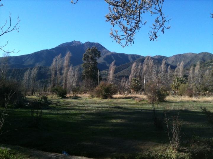 Cerro Purgatorio, Pirque, 2014